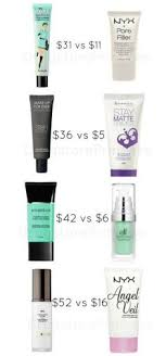 face primer dupes for your skin not all face primers are created equal but best face primer for dry