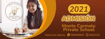Colegio Monte Carmelo - Página Oficial. - Startseite