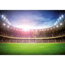 Voetbalstadion 366 X 254 Cm Multi Blokker