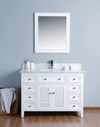 bathroom vanity combo set. Rubeza 48\ Bathroom Vanity Combo Set L