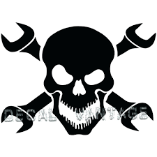 Skull And Bones Coloring Pages Enigmatikco
