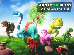 Khủng Long Vui Vẻ: game nuôi Khủng Long cho bé cho Android - Tải về APK