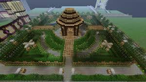 Small Picture Serenity Garden Creative Mode Minecraft Java Edition
