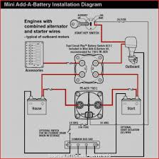 boat dual battery switch wiring diagram Perko Dual Battery Switch Wiring Diagram Wiring Diagram for Perko 8503 Battery Switch