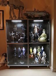 Star Wars Cabinet Great Star Wars Black Series Display Action Figure Display Cases