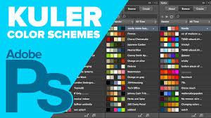 Color Scheme Generator Like Kuler L
