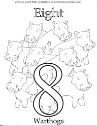 Small Picture Coloring pages Little Bunny series
