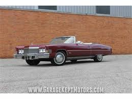 1972 to 1974 Cadillac Eldorado for Sale on ClassicCars.com - 22 ...