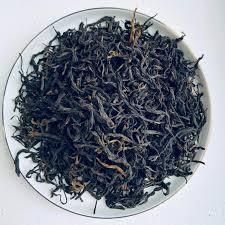 Красный чай с земли Дянь крупнолистовой китайский крепкий