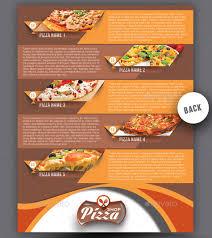 Sample Pizza Menu Template - Design Templates