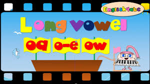 Our free phonics worksheets are great for everybody! Long Vowel Letter Oa O E Ow English4abc Phonics Song Youtube