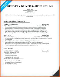 Truck Driver Objective For Resume Sample Resume Long Haul Truck Driver Danayaus 97