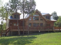 oak log cabins: mountain view schutt log homes mountain view front mountain view schutt log homes