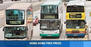 hong kong transport dept sets new limit of 10 hours driving per shift for bus captains after fatal crash hong kong free press hkfp