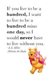 Pooh Love Quotes