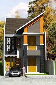 gambar rumah minimalis sederhana modern 2 lantai desain rumah