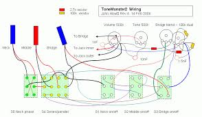 the tonemonster2 series and parallel for sss guitarnutz 2 edit amended 28 2006 improved blender wiring