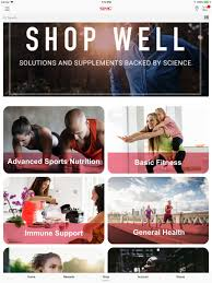 gnc livewell on the app