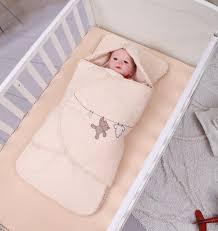 bunting soft blanket cotton wrap sleepsacks baby bedding set infant warm swaddle baby sleeping bag thick newborn envelope