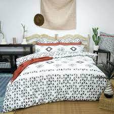 black and white quilt cover set my linen duvet sets king tesco size bed