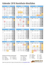 Wir bieten ihnen eine kostenlose mai 2021 kalender zu drucken, zu kommen und es ist dein monat. Kalender 2018 Nrw Zum Ausdrucken Kalender 2018