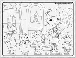 Small Picture Doc McStuffins Coloring Pages And Mcstuffin glumme