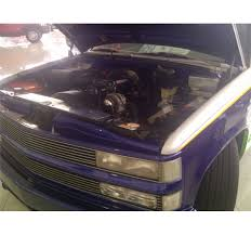 Chevy 350 SuperCharged