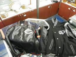 lot 23 2 pc jacket lot nfl chicago bears leather jacket sz lg world series chicago white sox 2005 jacket