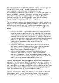 essay creative interchange and the greatest human good