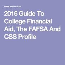 Efc Score Chart 2017 38 Best Financial Aid Images In 2017 Financial Aid For