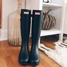 hunter boots size 6 hunter boots shoes hunter original refined matte rain boot size 6