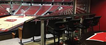 University Of Wisconsin Kohl Center Seating Chart Mens Basketball Premium Seating Information