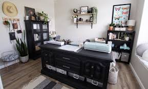 home art studio ideas for a spare room