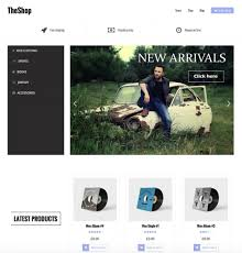 best wordpress woocommerce themes for  theshop is one of the best woocommerce wordpress themes to establish your online business both quickly and easily it is a simple and minimal theme