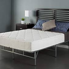 easy bed frame. Beautiful Bed Sleep Master 8u0026quot Coil Mattress And Easy To Assemble Smart Platform  Metal Bed Frame For Frame U