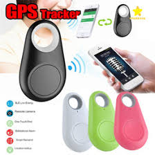 Wireless Bluetooth Anti-Lost GPS Tracker Alarm iTag Key Finder Voice  Recording Selfie Shutter For