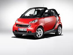 Smart Car Design Studio 2007 Smart Fortwo Cabrio Pulse Side Angle Studio