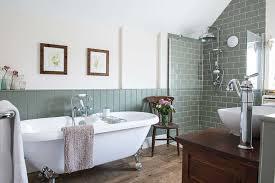 wood floor tiles bathroom. Modern Meets Victorian Bathroom; Wood-look Ceramic Floor Tiles, Green Wall Tile Wood Tiles Bathroom P