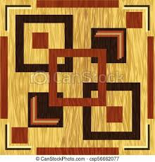 Wood Inlay Patterns Simple Wooden Square Inlay Dark Wood Patterns On Light Background Wooden