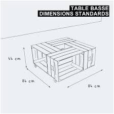 Elégant Hauteur Standard Table Manger Nouveau Hauteur Table E Manger ...