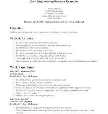Sample Mechanical Engineer Resume Simple Resume Format