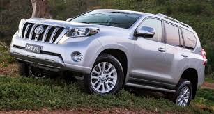 2016 Toyota Land Cruiser Prado to feature all-new 2.8 litre ...