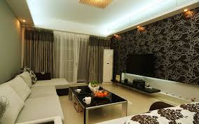 Small Picture Engaging Living Room Lighting And Wall Decor Ideas Wall Decorating