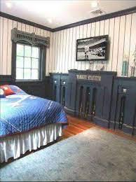 ny yankees bedroom