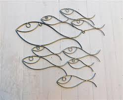 nautical wall art ceramic and metal