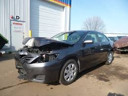 2011 Toyota Camry 85K miles clear title repairable salvage car for ...