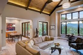 mountain modern furniture. Waynesville Mountain Modern Craftsman House 1 Furniture N