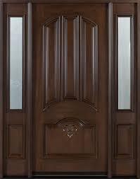 Exterior Door solid exterior door pics : Wood Exterior Front Doors