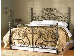 braden iron bed wesley. Wesley Allen Bedroom Aberdeen Complete Bed CB1036 - Woodley\u0027s Furniture Colorado Springs, Fort Collins Braden Iron Y