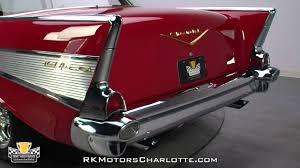 132634 / 1957 Chevrolet Bel Air - YouTube